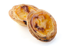 Pasteis de nata Royalty Free Stock Photo