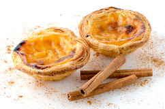 Pasteis de nata Royalty Free Stock Photos
