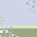 Pastel baby background Royalty Free Stock Photo