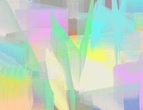 Pastel baby background. Artistic abstract baby background or wallpaper Royalty Free Stock Photo