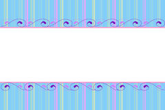 Pastel Background. Pastel colored background with swirls Stock Images