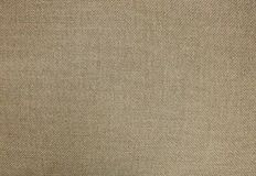 Pastel Background of Brown Cotton Textile Texture Royalty Free Stock Images