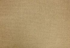 Pastel Background of Brown Cotton Textile Texture Stock Images