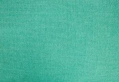 Pastel Background of Green Cotton Textile Texture. Textile Texture, Close Up of Green Cotton Fabric Pattern Background in Pastel Colors Tone Royalty Free Stock Photo