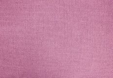 Pastel Background of Pink Cotton Textile Texture Royalty Free Stock Image