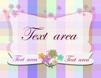 Pastel background soft design Stock Image
