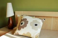 Pastel bedside Stock Image