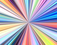 Pastel blast. Illustrated abstract background containing pastel colours Royalty Free Stock Image