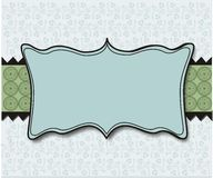 Pastel Blue Green Plaque Background Wallpaper Royalty Free Stock Image