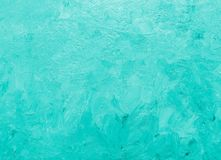 Free Pastel Bright Teal Colored Oil Painted Background Royalty Free Stock Photos - 140924098