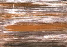 Pastel brown abstract watercolor background Royalty Free Stock Images
