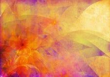 Pastel Canvas Background Stock Image
