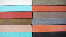 Pastel Chalk Stock Photo