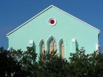 Pastel Church Royalty Free Stock Image