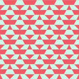 Pastel color blocked pattern Stock Photos