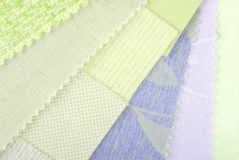 pastel  color design  selection for interior Stock Image