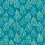 Pastel color leaf Royalty Free Stock Photo