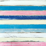 Pastel color of painting wood Royalty Free Stock Photos