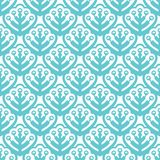 Pastel color seamless patterns with leaves royalty free illustration