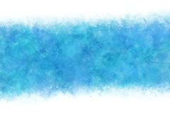 Free Pastel Color Summer Blue Water Abstract Or Cool Natural Watercolor Hand Paint Background, Vector Illustration Royalty Free Stock Image - 156357356