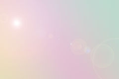 Pastel abstract background. Pastel colored abstract background with sun rays Royalty Free Stock Photo