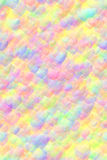 Pastel colored background. Many little colorful hearts Royalty Free Stock Photo