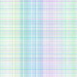 Pastel colored gingham pattern Stock Image