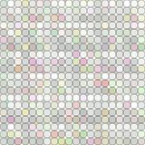 Pastel colored grid Royalty Free Stock Image