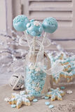 Pastel colored sweets Royalty Free Stock Photos