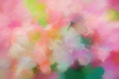 Pastel Colored Watercolor Background Stock Image