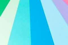 Pastel Colorful Paper Royalty Free Stock Photos