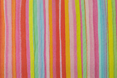 Pastel Colors. Various sized pastel colored stripes stock photography