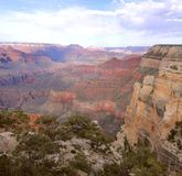 Pastel Colors, Grand Canyon Royalty Free Stock Photos