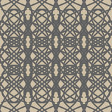 Pastel colour seamless pattern with ornaments Stock Images