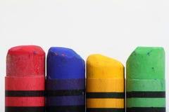 Pastel crayons Stock Image