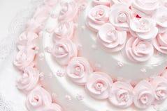 Pastel de bodas Fotografía de archivo libre de regalías