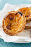 Pastel de nata Royalty Free Stock Images