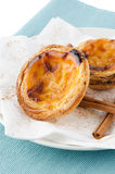 Pastel de nata Stock Photography