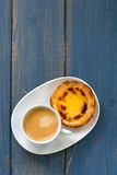 Pastel de nata Royalty Free Stock Photography
