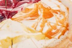 Pastel de queso Imagen de archivo