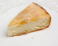 Pastel de queso, diversas clases de helado y postre Imagen de archivo libre de regalías