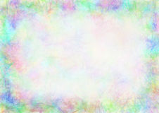 Pastel drawn textured background Royalty Free Stock Images