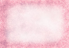 Pastel drawn textured background in pink colors Royalty Free Stock Images