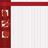 Pastel elegant mystic background 2 Royalty Free Stock Images