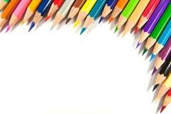 Pastel en el fondo blanco Imagen de archivo
