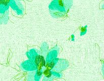 Pastel floral background. Royalty Free Stock Image