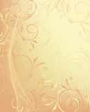 Pastel floral background Royalty Free Stock Photo