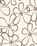 Pastel floral background Royalty Free Stock Image