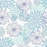 Pastel floral pattern Royalty Free Stock Photo