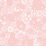 Pastel floral texture Stock Image